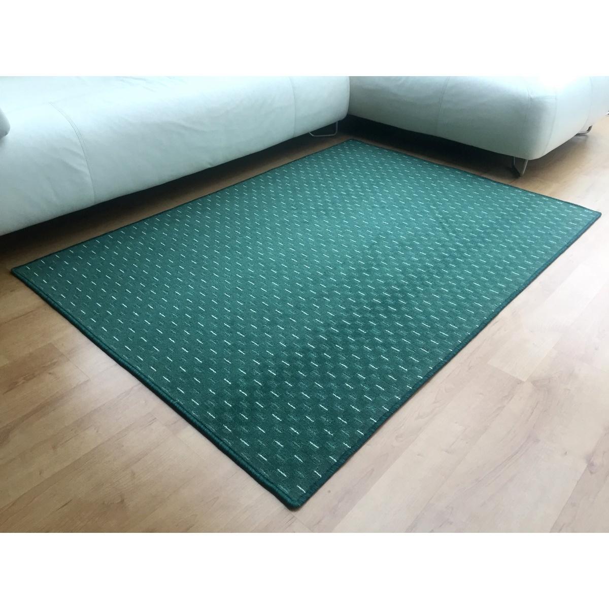 Vopi Kusový koberec Valencia zelená, 80 x 150 cm