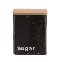 Doză zahăr Orion Marmură, din tablă