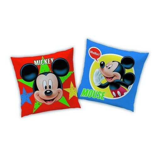 Vankúšik Mickey Mouse Expressions, 40 x 40 cm