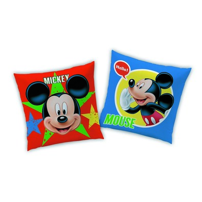 Polštářek Mickey Mouse Expressions, 40 x 40 cm