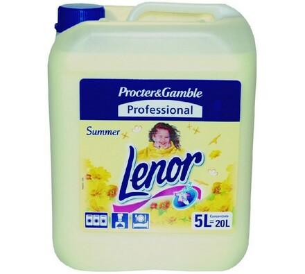 Lenor Summer, 5 litrů, žltá