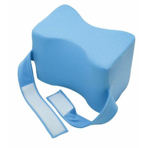 Vankúš medzi kolená s fixačným pásikom, 26 x 21 x 16 cm