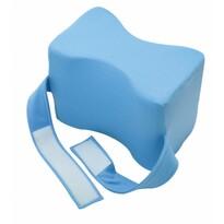 Polštář mezi kolena s fixačním páskem, 26 x 21 x 16 cm
