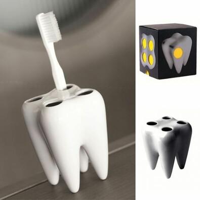 Zubní držák kartáčku