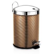 Coș de gunoi Berlinger Haus Rosegold MetallicLine, 12 l