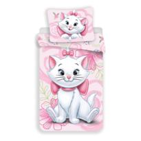 Lenjerie de pat pentru copii Marie pink 02, 140 x 200 cm, 70 x 90 cm