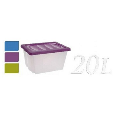 Kaiserhoff Úložný box 20l zelená