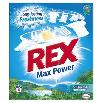 Rex Prací prášek Amazonia Freshness 4 PD