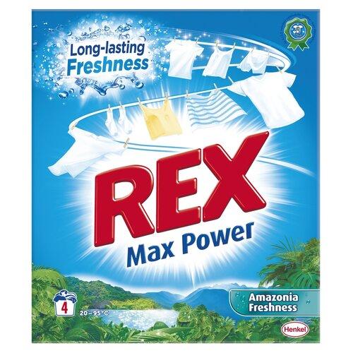 Rex Prací prášok Amazonia Freshness 4 PD