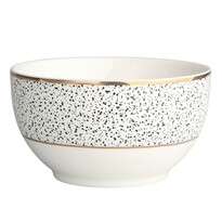 Altom Miska porcelanowa Granit 12,5 cm, biały