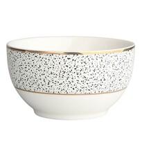 Altom Porcelánová miska Granit 12,5 cm, bílá