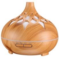 Difuzor arome Sixtol Palm, lemn deschis, 500 ml