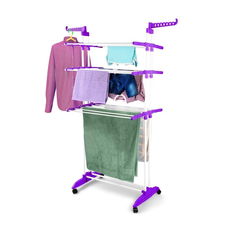 BONITA Multifunkční sušák na prádlo MAXIMO CD09-40PU