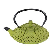Toro Ceainic din fontă 1,25 l, verde