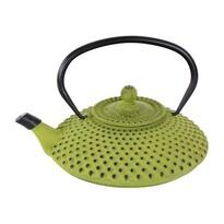 Toro Żeliwny dzbanek na herbatę 1,25 l, zielony
