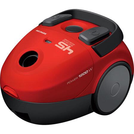 Sencor SVC 45RD-EUE2 podlahový vysavač, červená