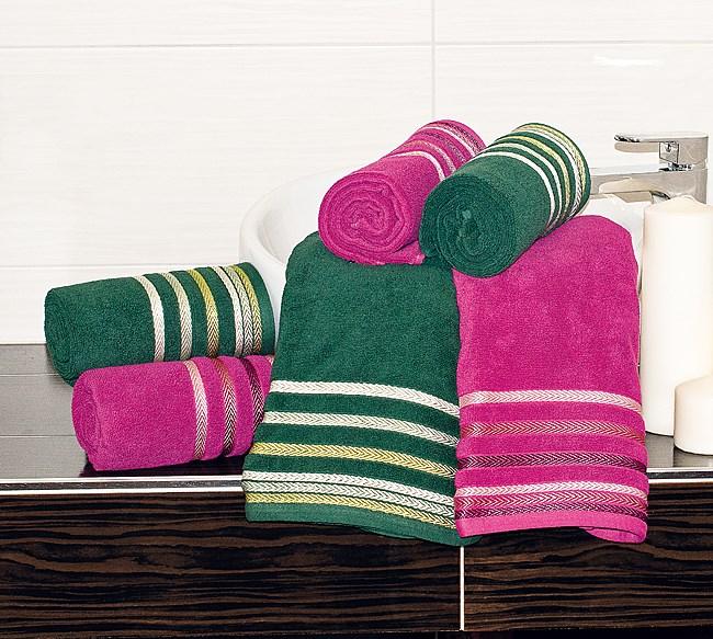 Výhodná sada: 4x ručník Bianna, 2x osuška Bianna