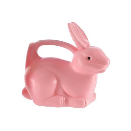 Konvička Zajac, ružová, 20,5 cm