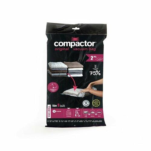 Compactor 2dílná sada vakuových úložných vaků Vac&Roll, 40 x 60 cm