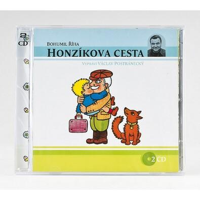 Honzíkova cesta, 2 CD