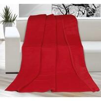 Koc Kira czerwony, 150 x 200 cm