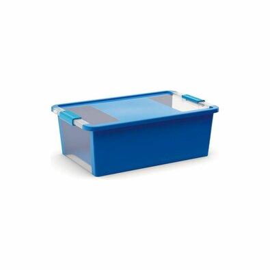 KIS Úložný box Bi Box M 26 l, modrá