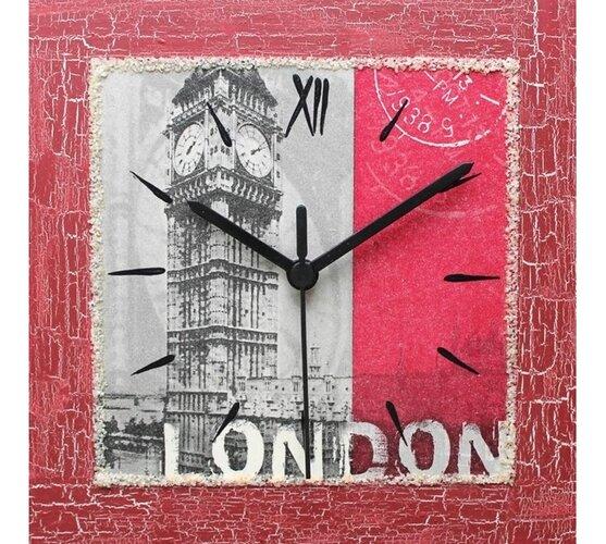 Nástenné hodiny Londýnsky čas