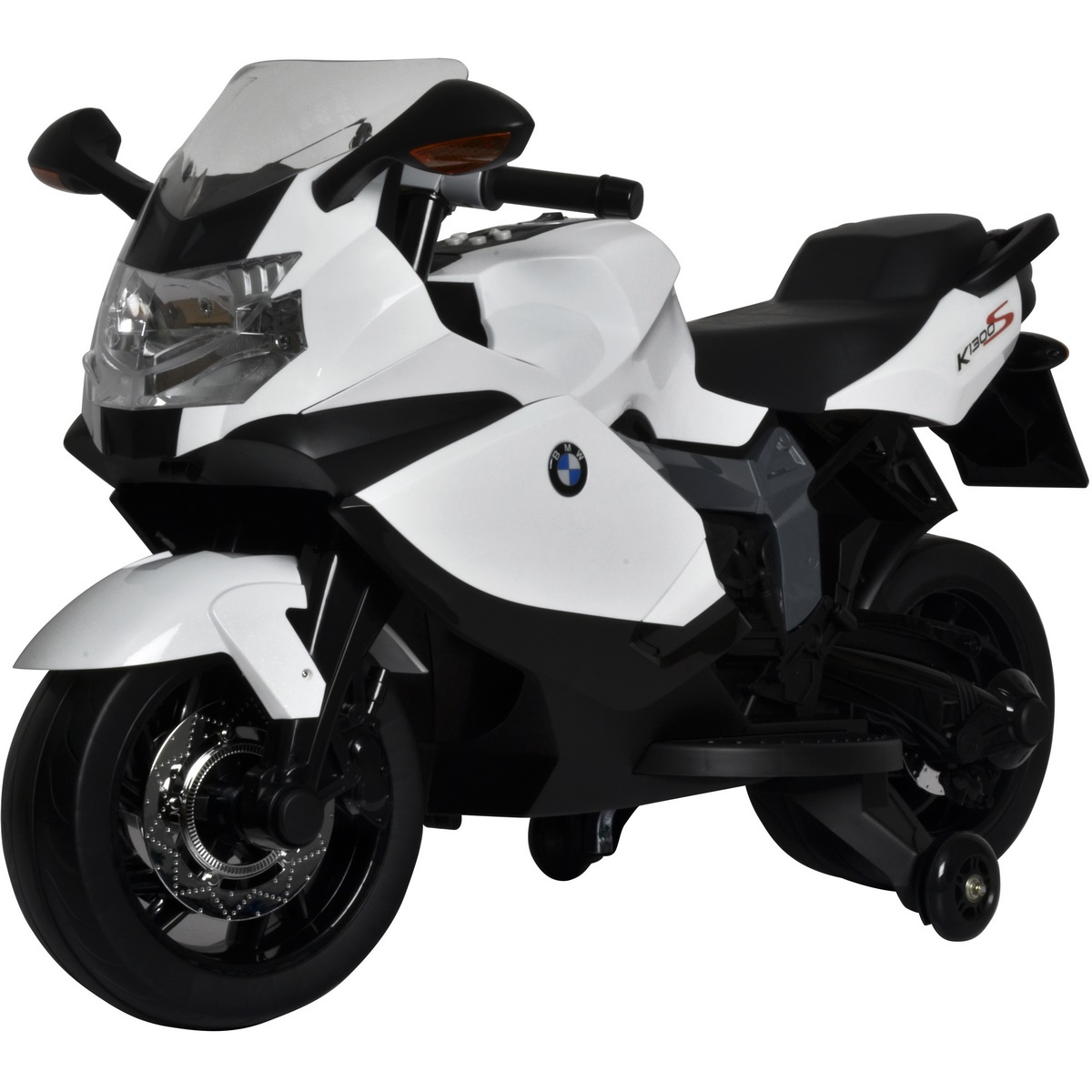 Buddy Toys BEC 6010 El. moto BMW K1300 bílá