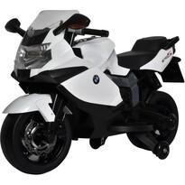 Buddy Toys BEC 6010 Elektrická motorka BMW K1300, bílá