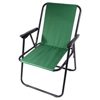 Cattara Kempingová skladacia stolička Bern, zelená