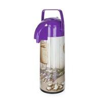 Banquet Culinaria Lavender pumpás termosz 1,9 l