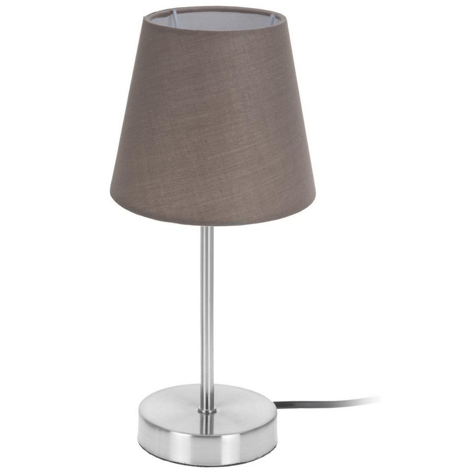 KoopmanStolní lampa Nazaré, hnědá