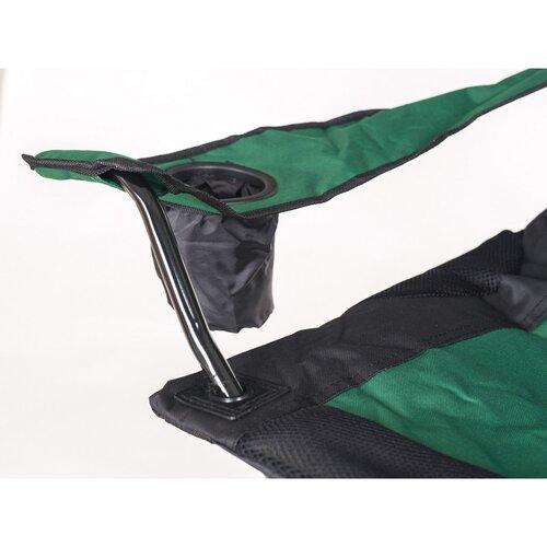 Happy Green Rybárske kreslo Korfu zelená