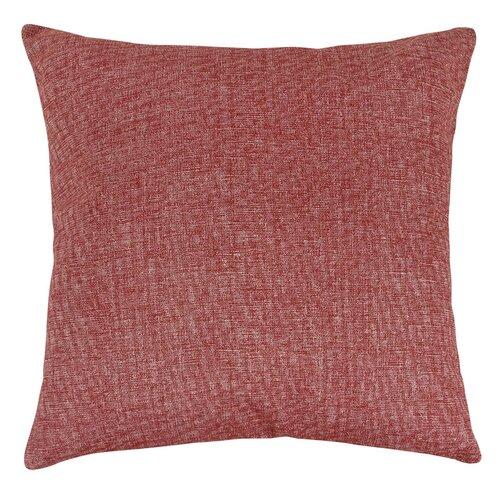 Bellatex Vankúšik Ivo červená režná, 45 x 45 cm