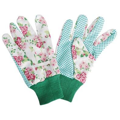 Zahradní rukavice růže