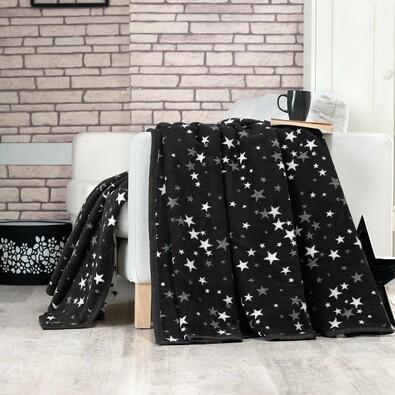 Matějovský márkájú Black Night takaró, 160 x 220 cm