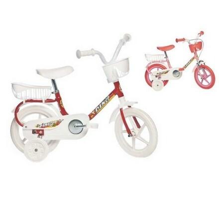 """Dětské kolo Dino Bikes 10"""""""" pro dívky, růžová"""