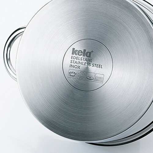 Kela Kastról so sklenenou pokrievkou CAILIN 3 l
