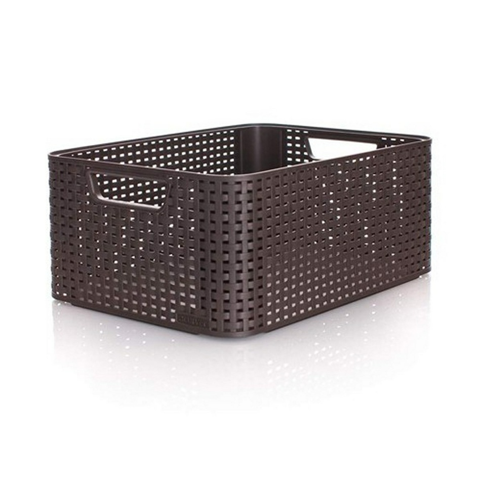 Curver RATTAN Style úložný box,