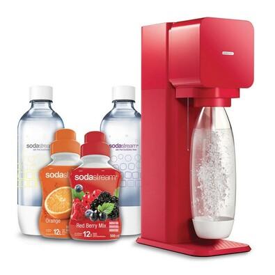 Sodastream PLAY RED LE 2v1 výrobník sody červená