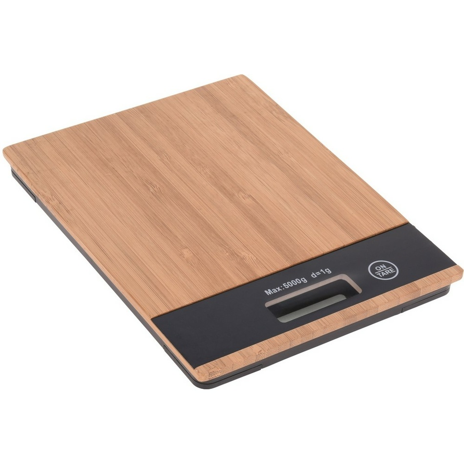 Koopman Kuchynská digitálna váha Bamboo