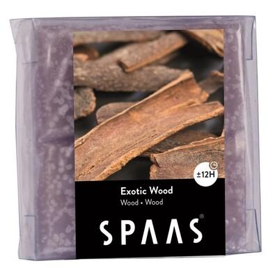 SPAAS Vonný vosk Exotic wood, 6 cm