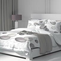 Lenjerie de pat din bumbac Zen, 200 x 200 cm