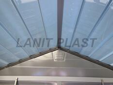 LanitPlast SkyLing Palram 6 x 8 zahradní domek