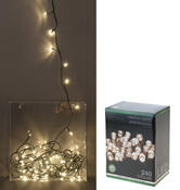 Vánoční světelný řetěz 240 LED bílá