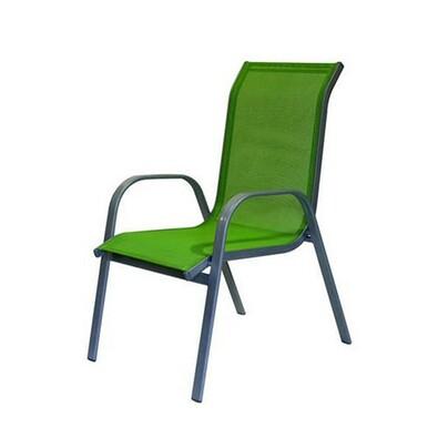 Happy Green Zahradní židle zelená