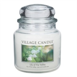 Village Candle Vonná sviečka Konvalinka - Lilly of Valley, 397 g
