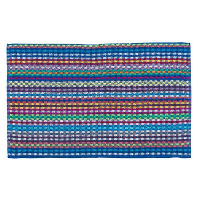 Ručník pracovní modrá, 50 x 78 cm