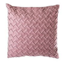 Gama rózsaszín párna, 40 x 40 cm