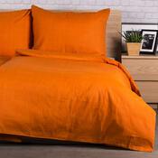 Bavlněné povlečení Guru UNI oranžová,140 x 200 cm, 70 x 90 cm